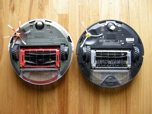 lightweight top robot vacuums